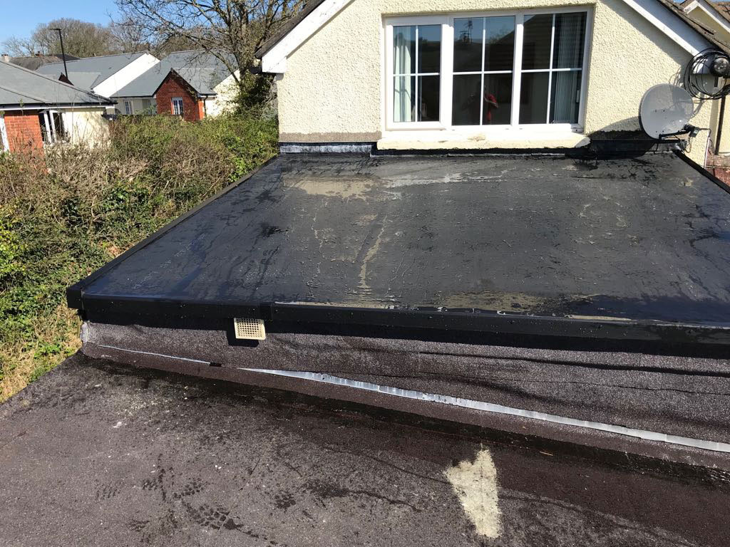 Asbestos Garage Roof Removal Dawlish Exeter Torquay 1st