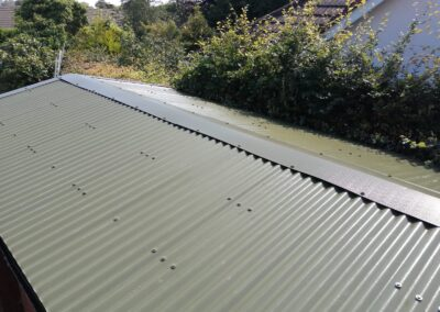 asbestos-garage-roof-replaced